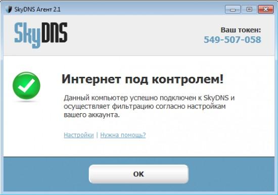 SkyDNS ru