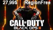 CALL OF DUTY: BLACK OPS III (3) | REG. FREE | MULTILANG
