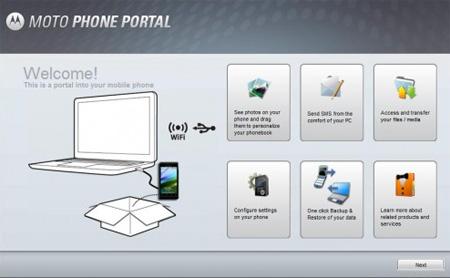 Motorola Phone Tools ru