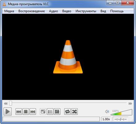 VLC Media Player ru