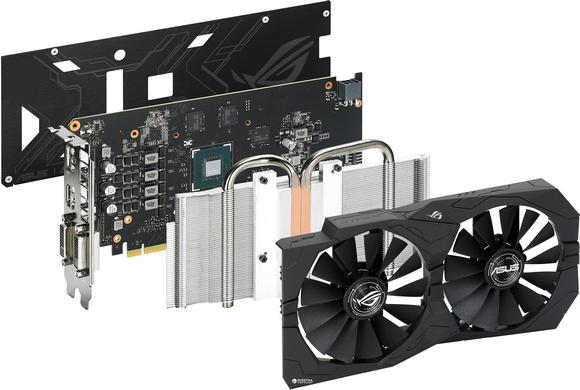 описание GeForce GTX 1050 Ti